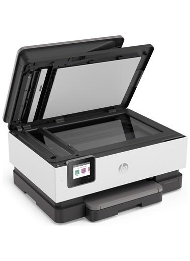 HP 1Kr64B Officejet Pro 8023 Yazıcı Tarayıcı Fotokopi Fax Wifi Renkli